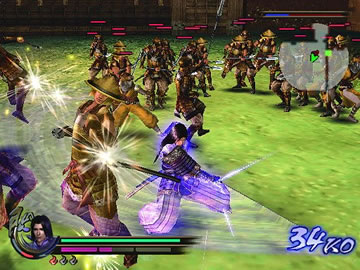 Samurai Warriors 2 Xbox 360 review - DarkZero
