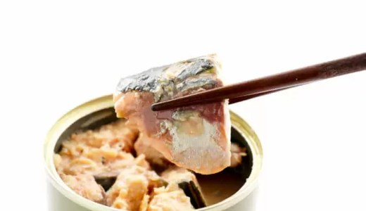 【管理栄養士解説】鯖缶を筋トレ中に食べて良質な脂質とタンパク質を摂取しましょう