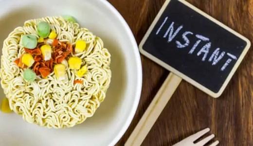 筋トレやダイエットとカップ麺の相性は?含まれる栄養や上手な食べ方などを解説