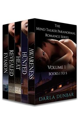 The Mind Talker Paranormal Romance Series – Vol. 1, Books 1 to 5