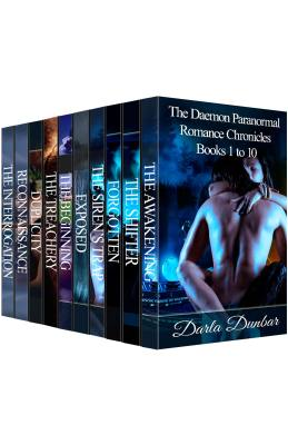 The Daemon Paranormal Romance Chronicles – Books 1 to 10
