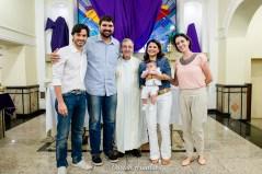Batizado do Ricardo