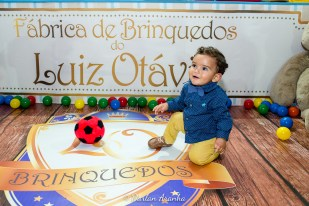 Luiz Otávio - 1 ano