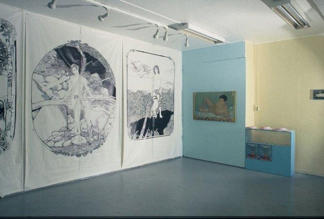 Inventing-Wonderland-utstillingen.-Galleri-21-24-Oslo-2003