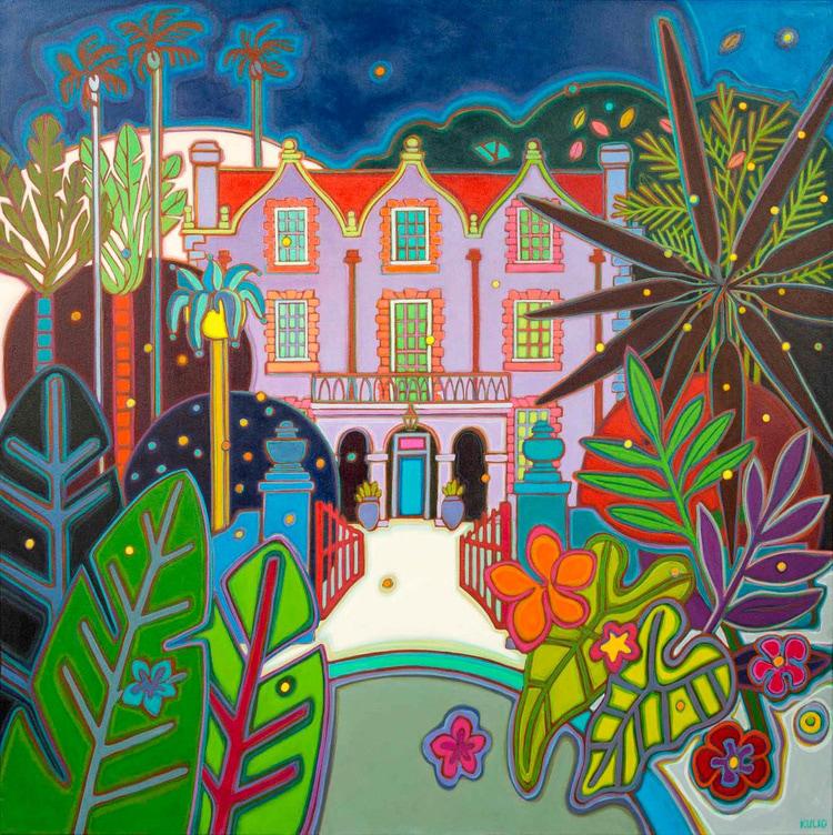 Barbados - St Nicholas Abbey - Darlene Kulig