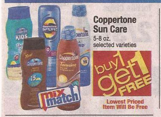 coppertone-bogo-sale-shaws