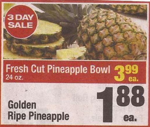 pineapple-shaws