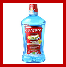 Colgate Total Mouthwash