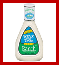 Ken's Ranch Dressing