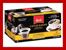 Melitta Cafe De Europa