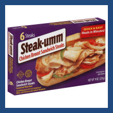 Steak-Umms Chicken