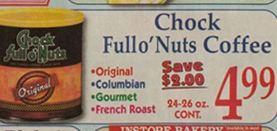 chock-full-nuts