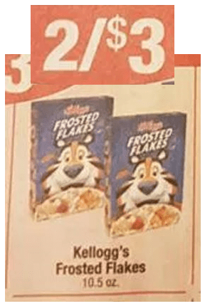 kelloggs frosted flakes darlene michaud 2