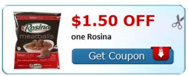 rosina coupon darlene michaud
