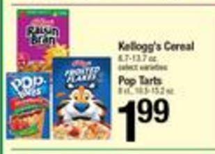 kelloggs cereal coupon deal darlene michaud