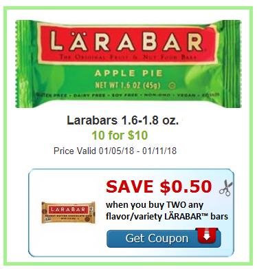 larabar sale shaws coupon deal darlene michaud