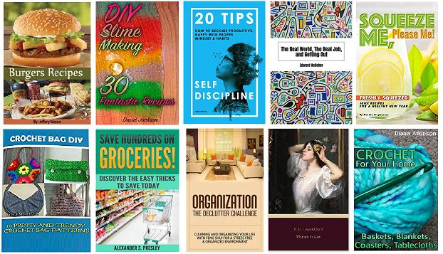 . 10 free amazon ebooks darlene michaud