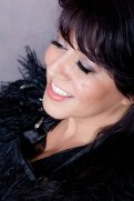 """photo taken by Mode LaVan Photography, 2010; Promo for """"Something's Gotta Give""""; make up and hair by Jacqueline Laine"""
