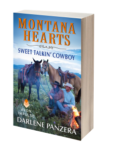 Montana hearts bookcover Sweet Talking Cowboy