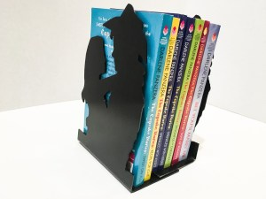Enter to Win Metal Art Bookend Giveaway!