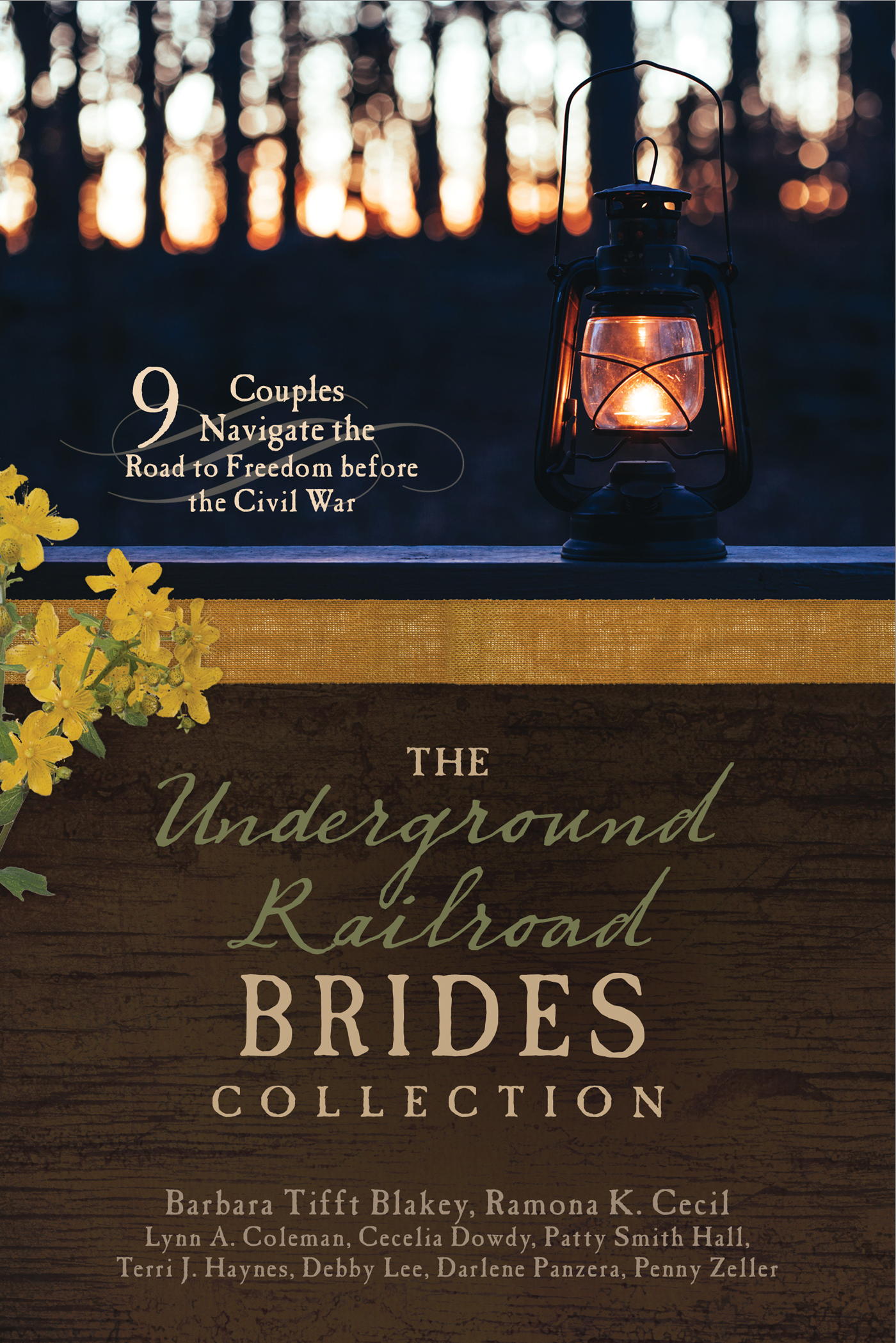 The Underground Railroad Brides Collection: The Song of Hearts Set Free by Darlene Panzera Jersey City, New Jersey—1850 Annie Morrison, a budding Jersey City abolitionist, falls in love with Isaiah Hawkins, a handsome ferry dock worker who helps her transport slaves across the Hudson River to New York. But when she sees him aid notorious slave catcher, Simon Cole, the man threatening her family, old fears of betrayal rise up to haunt her and she must question -- is Isaiah really friend or foe?