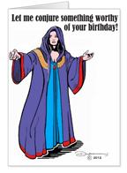 Birthday Conjurer