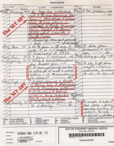 Notes regarding family visits and pain medication also the nurses darlie routier case rh darliefacts