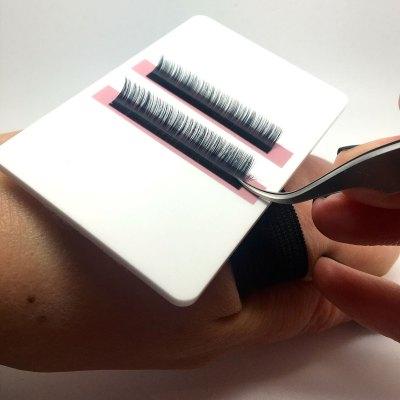 Eyelash Extension Palette / Plate