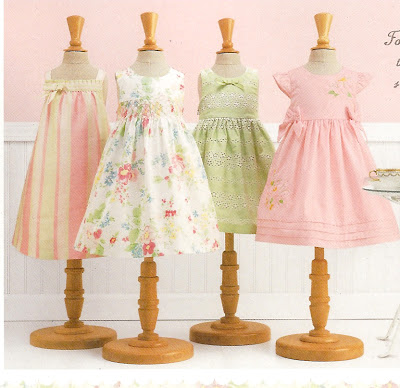 Darling Little Dresses