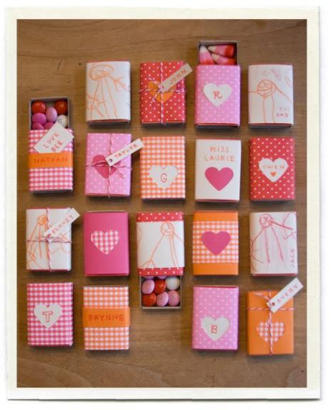 Matchbox Valentines