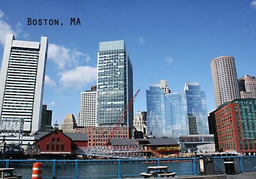Happy Weekend: Boston