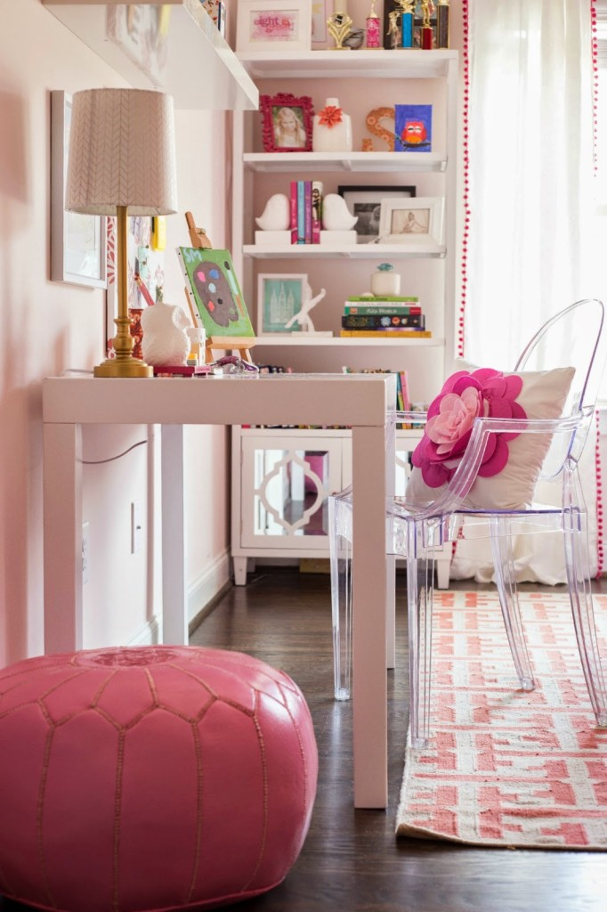 Tween Girl Bedroom Pink Coral Darling Darleen A