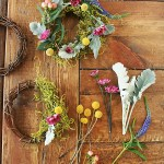 Thanksgiving Mini-Wreaths Craft