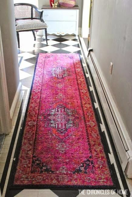 Caitlin Wilson Textiles Just Recently Released Persian Inspired Rugs That I  Have My Heart Set On Especially Her Kismet Rug. Perfect Combo Of Navy And  Pink.