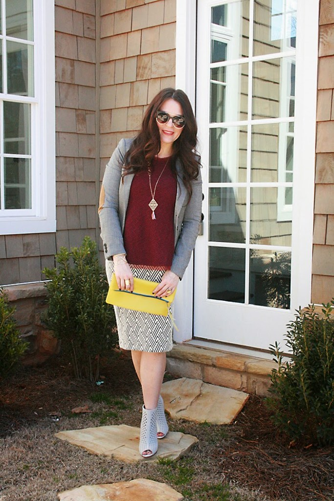 Transitional Clothing for Spring Style