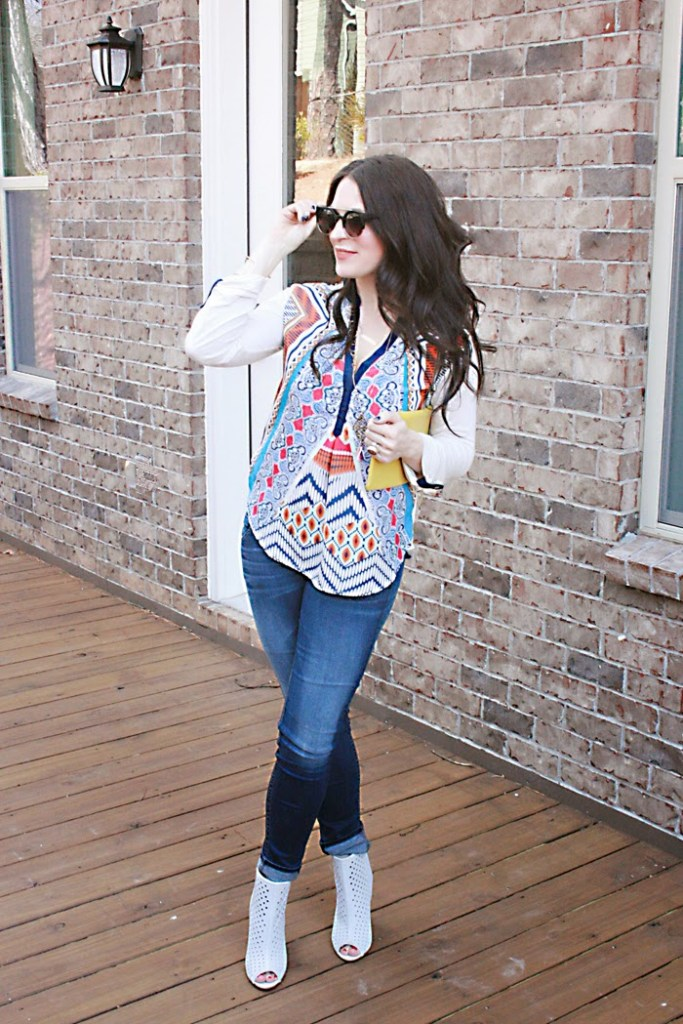 Spring Style Watch: Peasant Tops