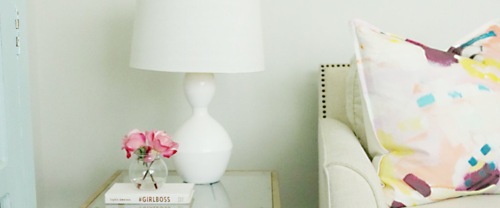 DIY: Lacquer Lamp and Shade