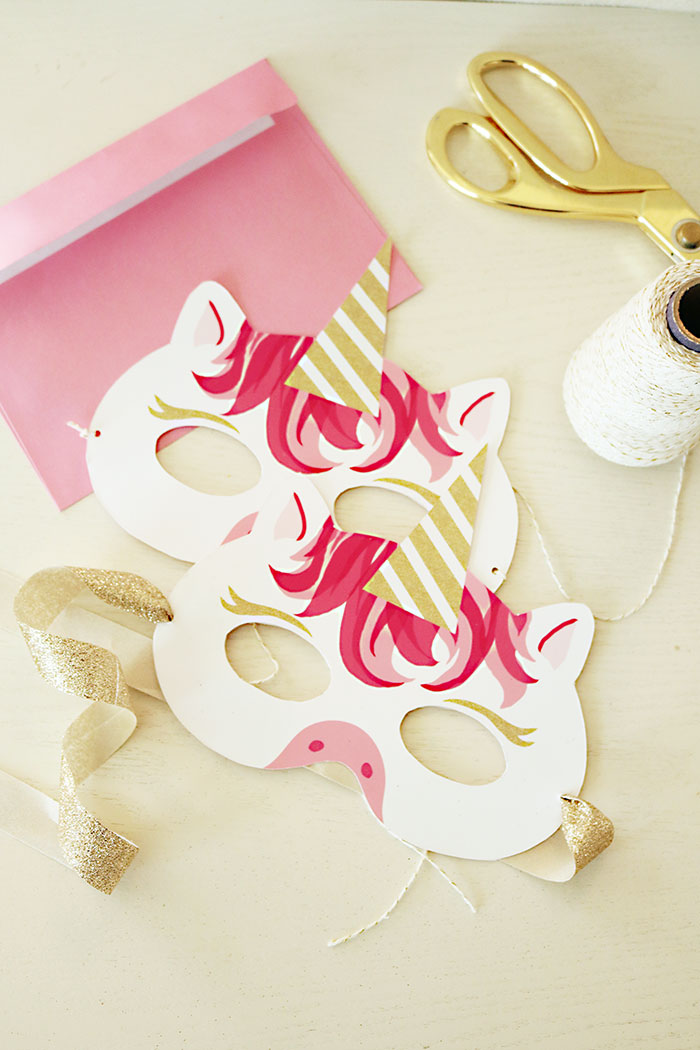photograph about Pin the Horn on the Unicorn Printable named Absolutely free Unicorn Printables Roundup