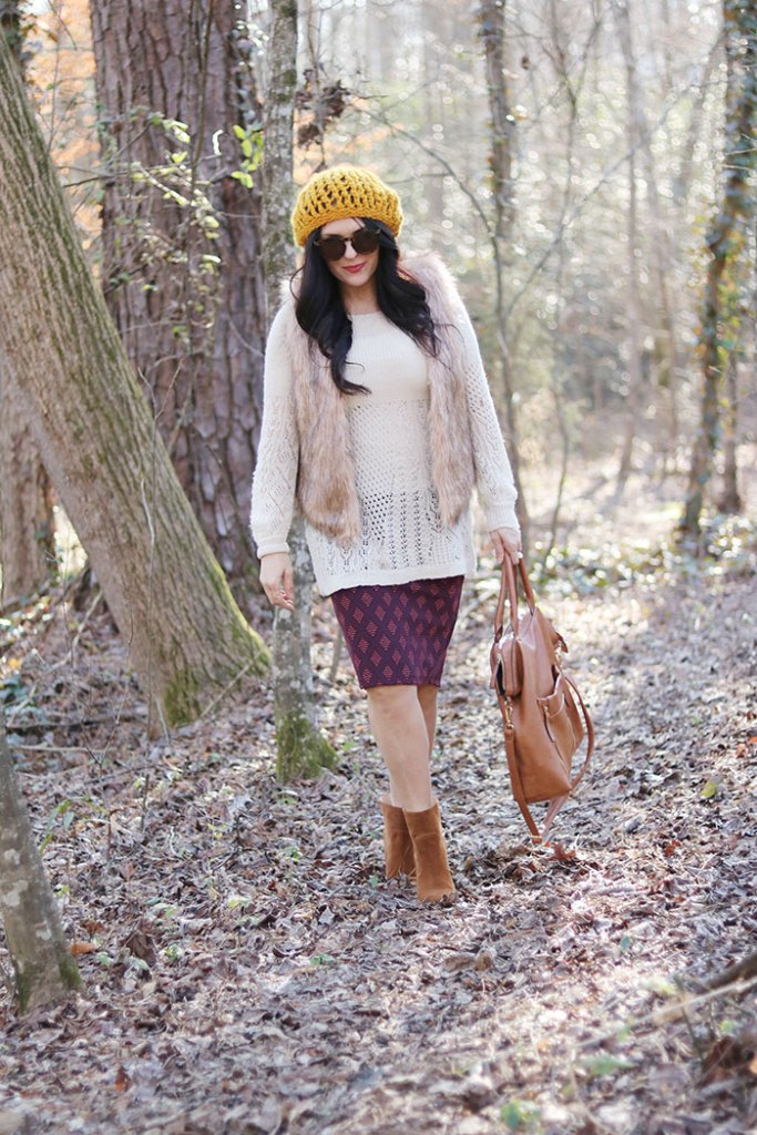 boho-fur-sweater-outfit
