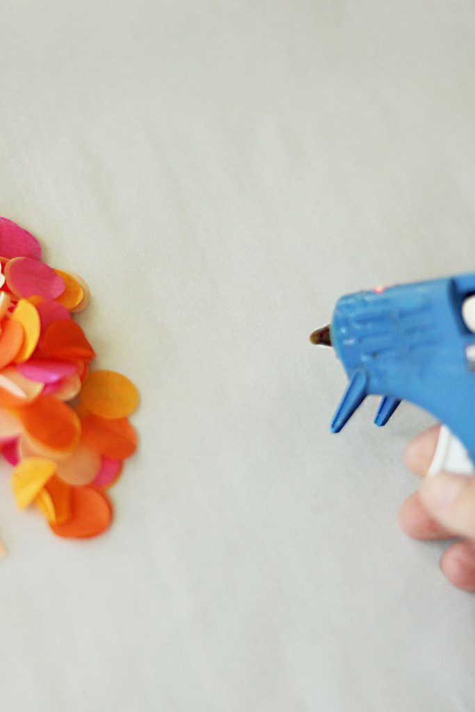 confetti-skewers-hot-glue-gun