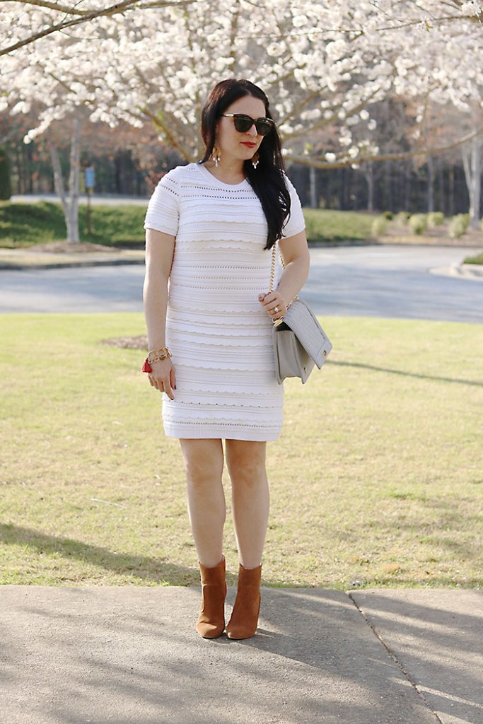 spring-style-sweater-dress-booties