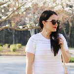Spring Style: Sweater Dress and Booties