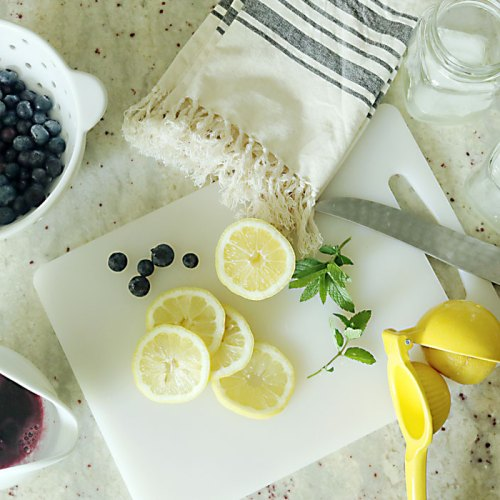 Tasty and Healthy Lemonade