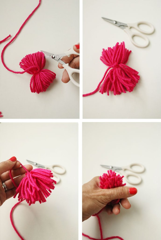 diy-pom-pom-yarn-bag-step3