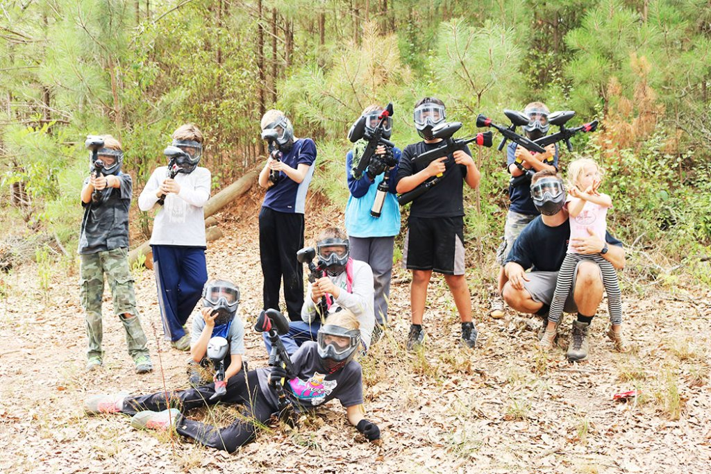 paintball-party-players