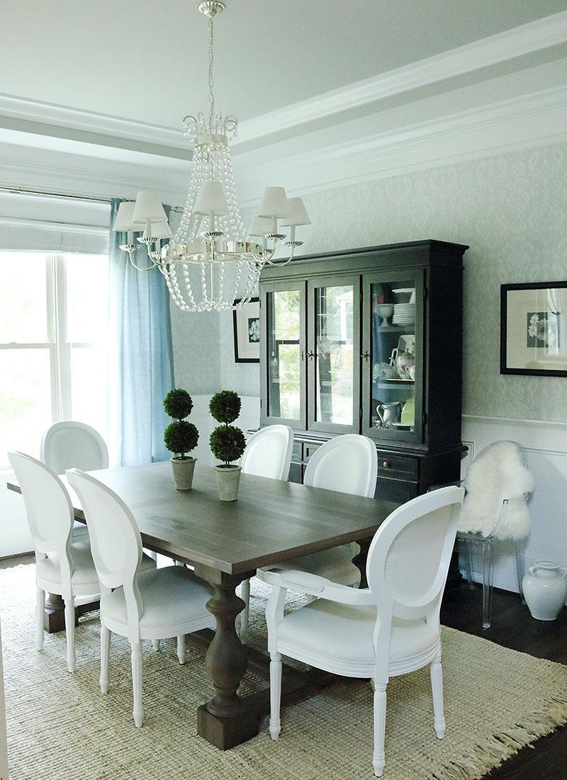 Modern Dining Room Light Fixture Darling Darleen A Lifestyle Design Blog