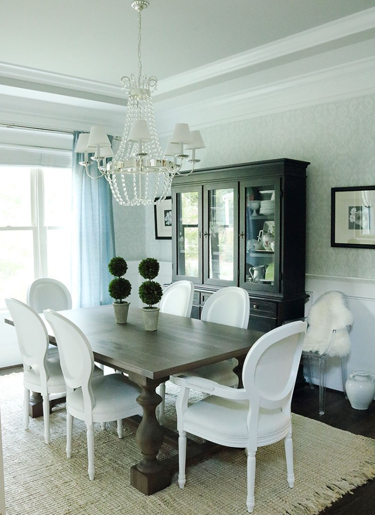 Modern Dining Room Light Fixture Darling Darleen A Lifestyle Design Blog