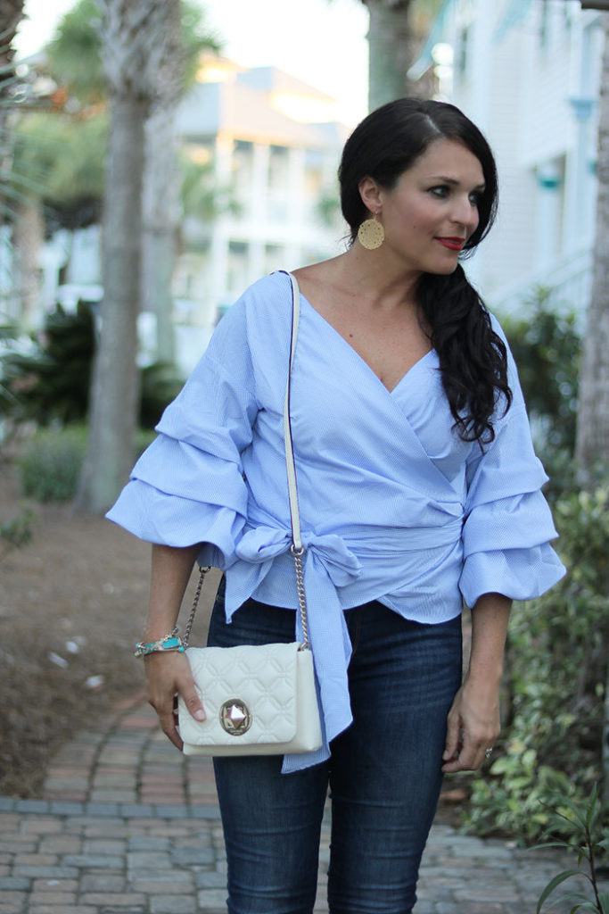 ruffled-shirt-with-dmj-earrings