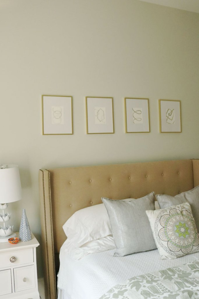 watercolor-simple-project-for-guest-bedroom, watercolor-5-minute-project-ideas, painting, watercolor 101, watercolor for beginners, minimalist painting, minimalist projects, DIY painting