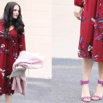 Valentine Boho Chic Outfit